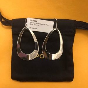 NWT IPPOLITA Pear Drop Earring